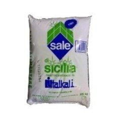 sale Sicilia essiccato