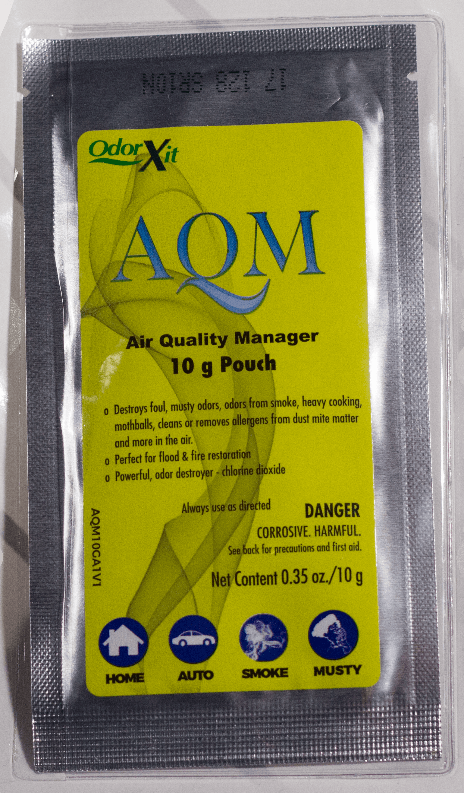 AQM Smoke Mold Mildew eliminator