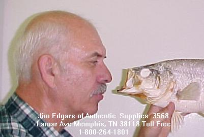 Jim Edgers Authentic Supplies