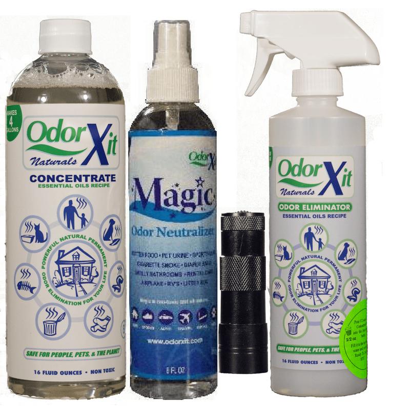 Starter Kit Odorxit