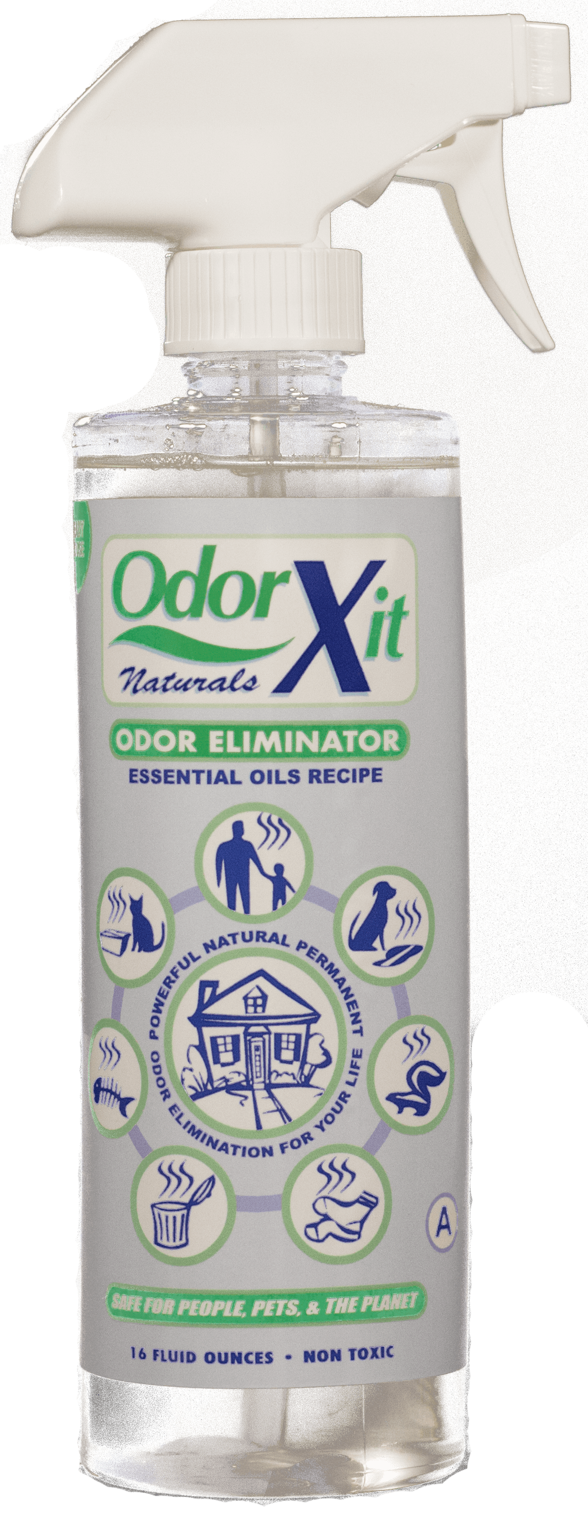 ready to use odor eliminator