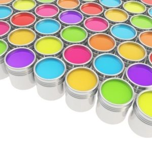 eliminate paint odor