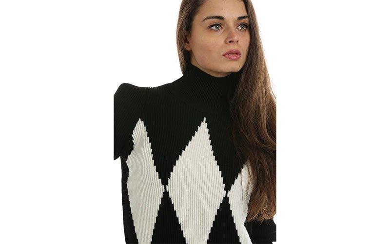 maglieria d'alta moda