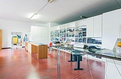 Maglificio Marilina - shop interior