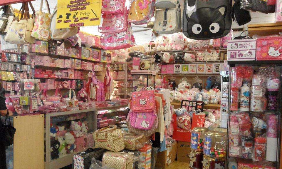 dc0efe10e Hello Kitty Gift Shop San Antonio, TX | Eisenhauer Road Flea Market