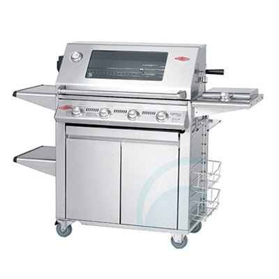 beefeater stainless steel bbq