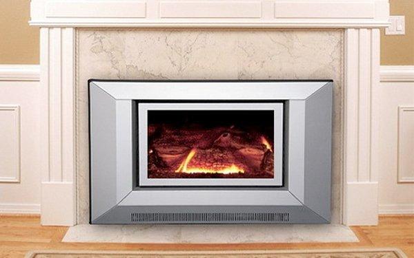 coonara built in fireplace