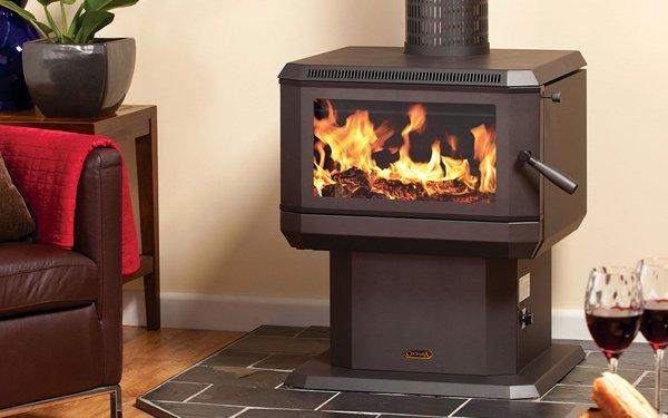 coonara freestanding wood fire