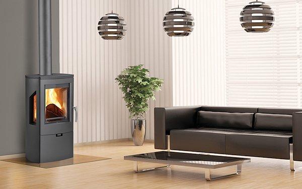 euro wood fire heater