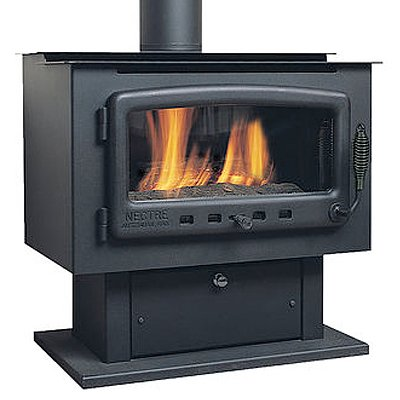 nectre gas fireplace