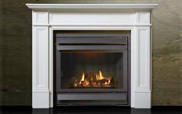 legend gas fireplace