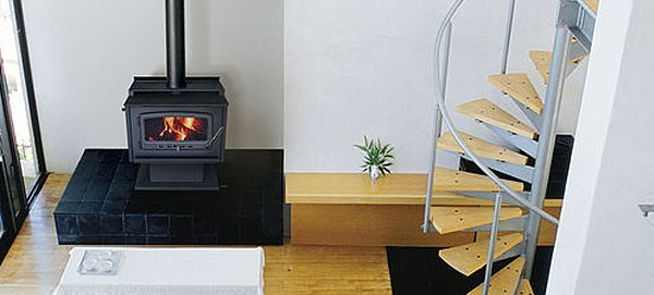 nectre mega wood fireplace