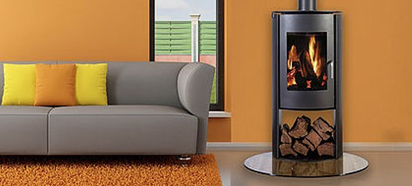 nectre n60 wood fireplace