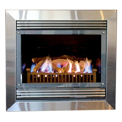 realflame built in gas fire