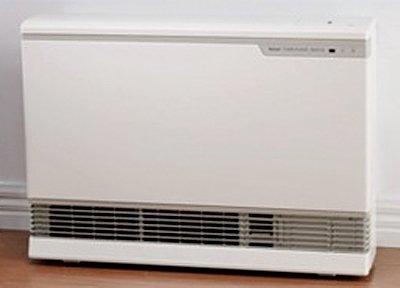 rinnai energysaver gas heater