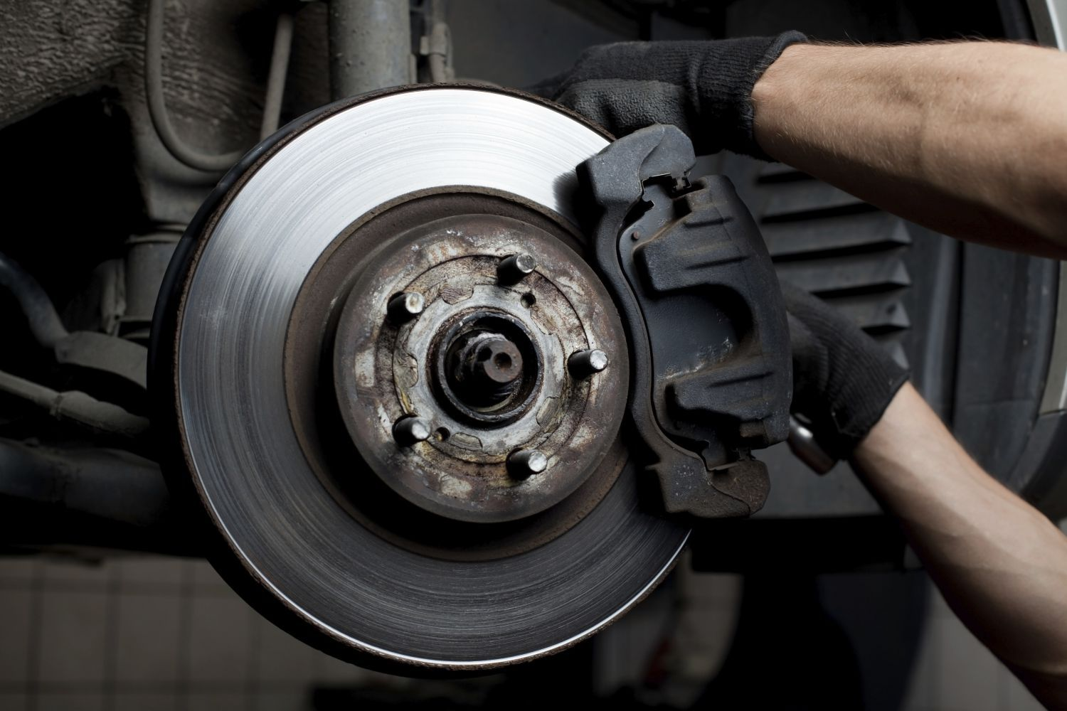 Repair and brake service in New Plymouth
