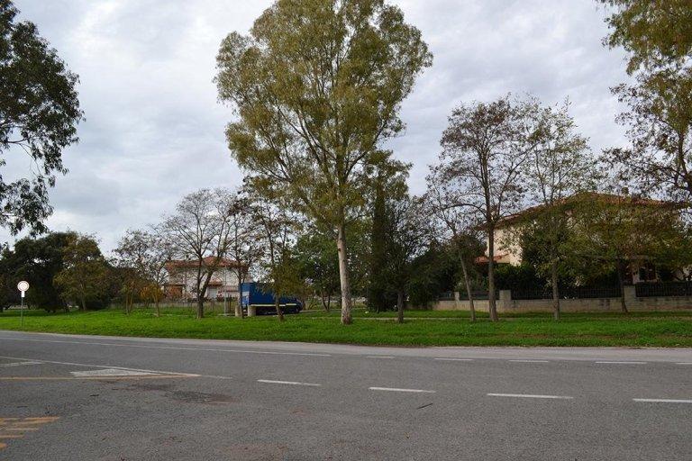 Terreno in zona Capannino