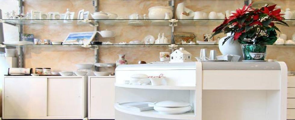 Ceramiche bianche