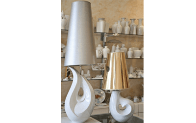 Materiale per decorazione terzofuoco