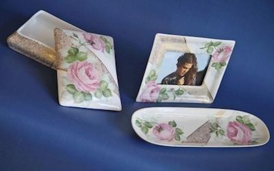 Decorazione ceramiche personalizzata