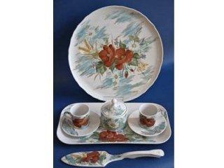 Decorazioni ceramica personalizzate
