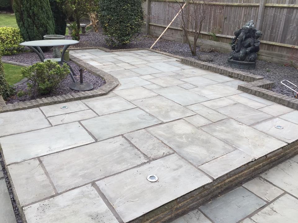 high-quality paving