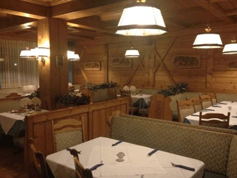ristorante trattoria agordo