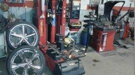 riparazione pneumatici