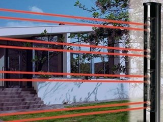 Barriere a raggi infrarossi