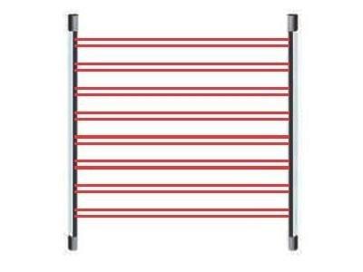 Protezione barriera infrarossi