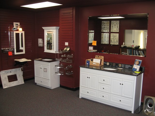 Aurora Plumbing showroom in Seattle, WA