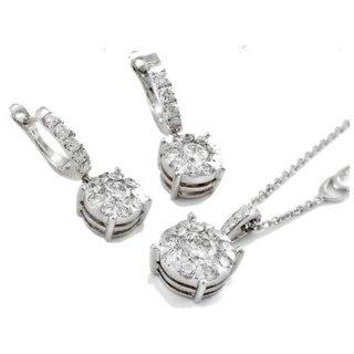 Boquet - Ciondoli con diamanti