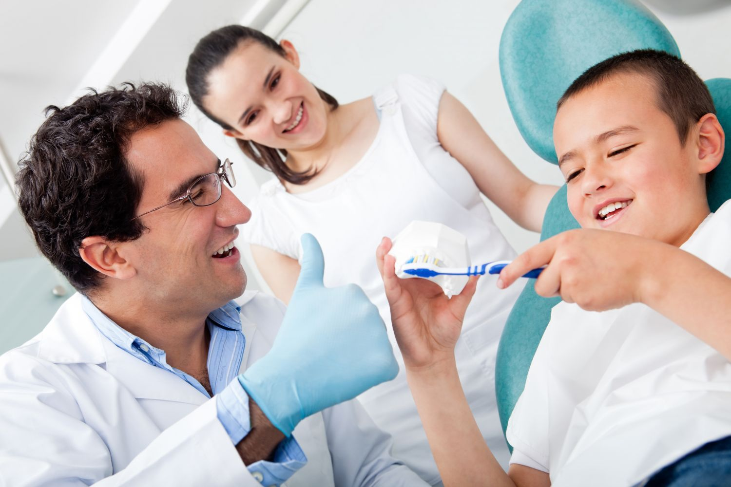 Pediatric dentistry in High Point, NC