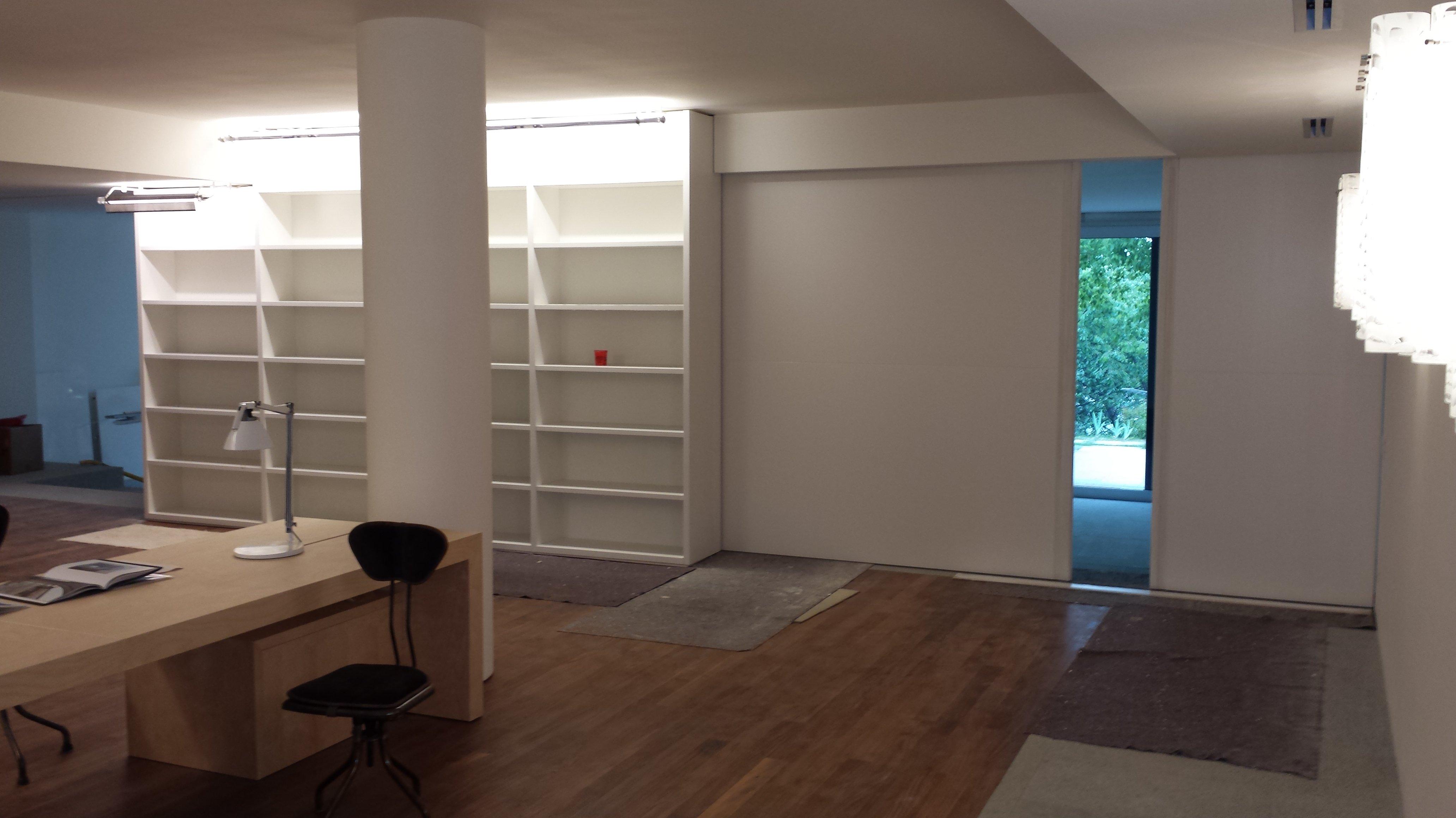 Studio in parquet