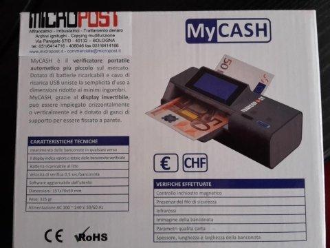 Verificatore banconote