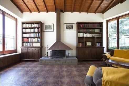 interno della Villa