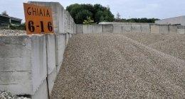 raccolta inerti nei cantieri, pompaggio di calcestruzzo in cantiere, trasporto di materiale di demolizione