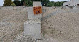 frantumazione pietre, betonaggio di calcestruzzo, pietre