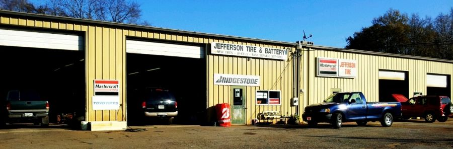 Garage for auto repairs in Jefferson, GA