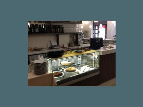 Come dessert, gustate le fantastiche torte proposte dal ristorante Grillo Verde.