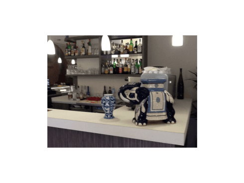Presso il bar del ristorante Grillo Verde si possono gustare fantastici aperitivi alcolici e non.