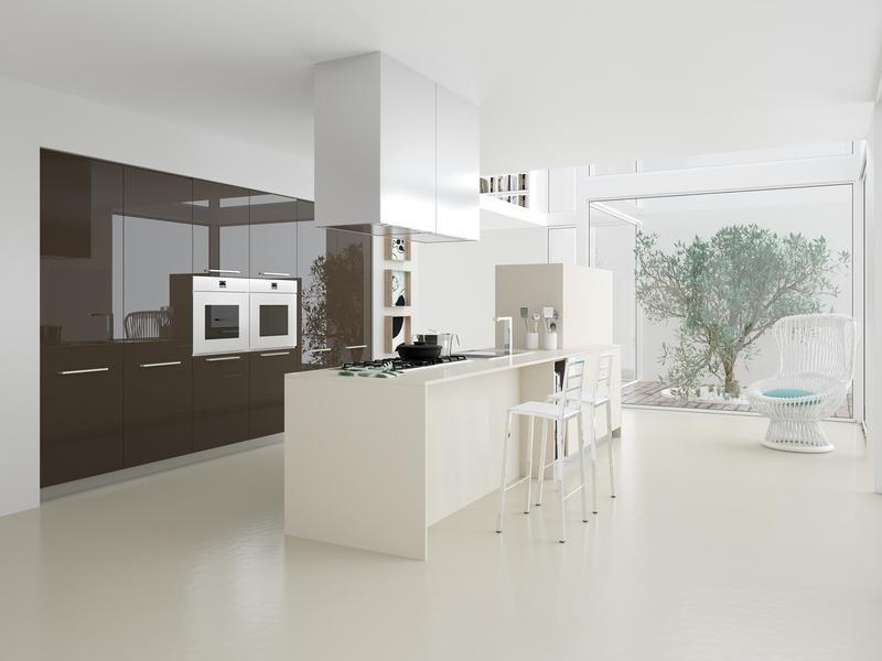 cucina chiara
