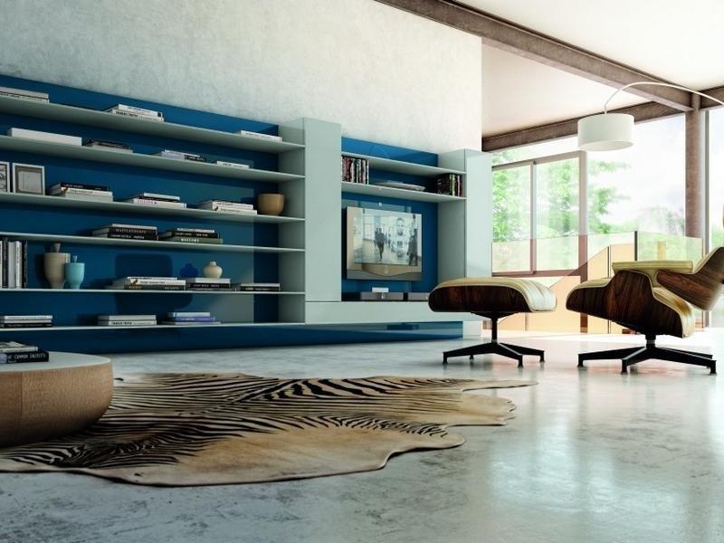 Pareti attrezzate brescia mobilificio castello - Mobilificio vasto ...