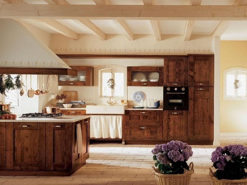cucine tradizionali