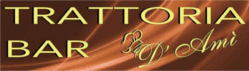 BAR TRATTORIA D`AMI logo