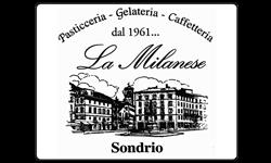logo pasticceria milanese