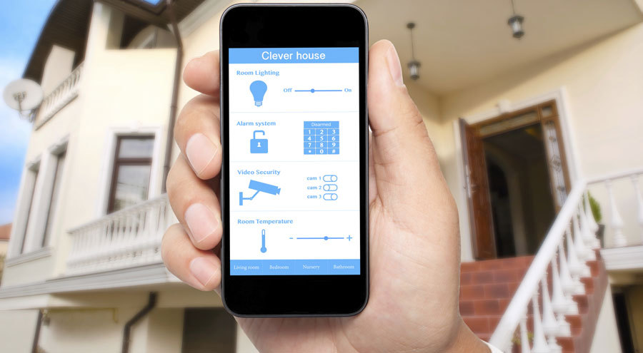 Mobile Security App, Alarm Systems in Greenville, NC
