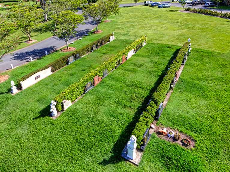 Centenary Memorial Gardens Monumental Cemetery