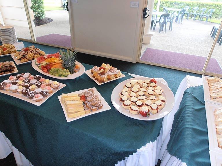 Centenary Memorial Gardens Catering Platters
