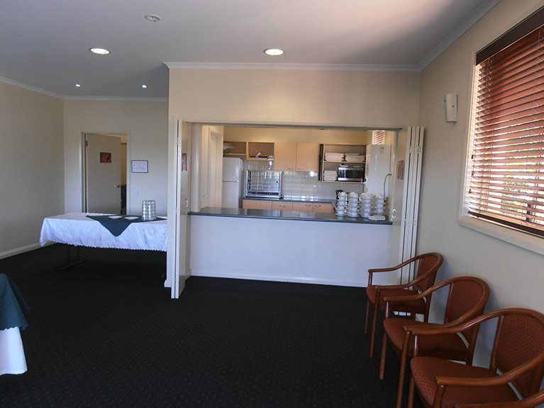 This is an image of the Centenary Memorial Gardens Catering Room Kitchen